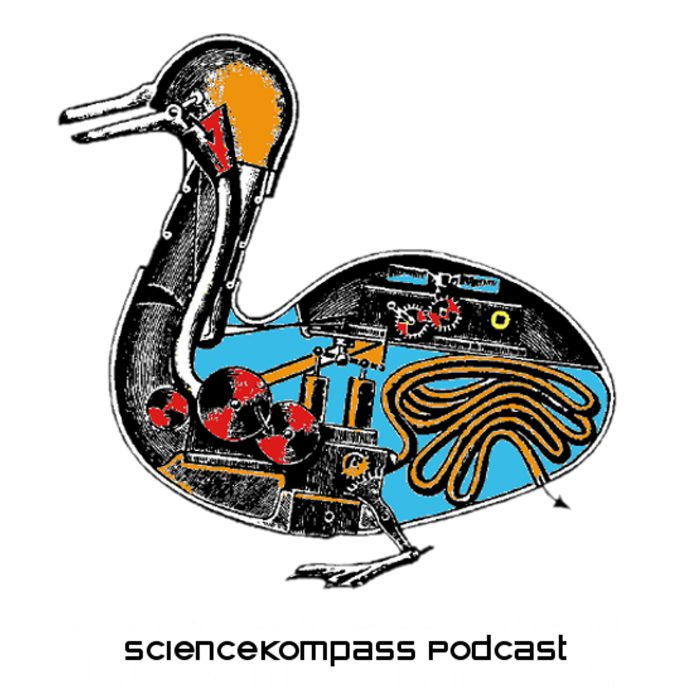 Logo Sciencekompass Podcast