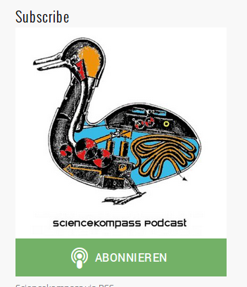 Sciencekompass Subscribe