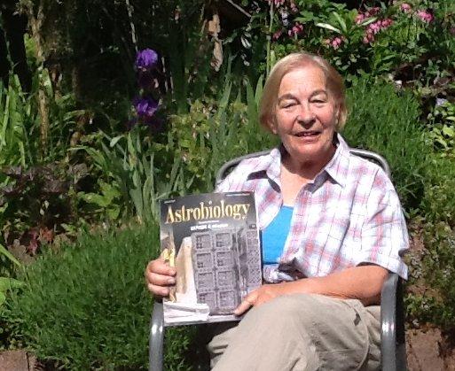 Portrait Gerda Horneck DLR Astrobiologie